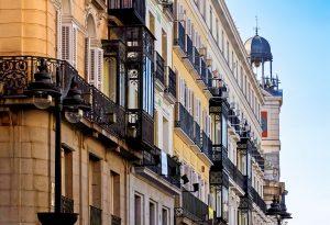 Madrid Stad Reiseditie