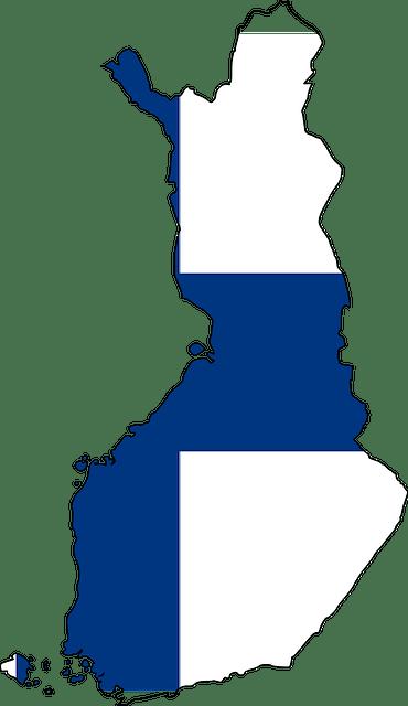 Finland_vlag_kaart_map_reiseditei