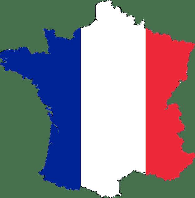 Overzicht_Frankrijk_Map_Vlag_Kaart_Reiseditie_Landeninformatie