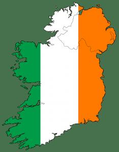 Overzicht_Ierland_Vlag_Map_Kaart_Reisedtie_Landeninfo