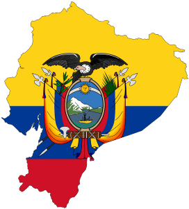 Map_Kaart_Vlag_Ecuador