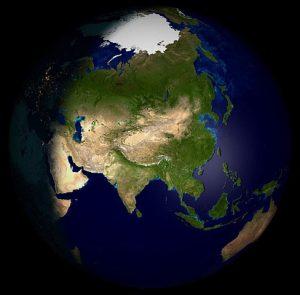 Azië_continent_reiseditie_Landenoverzicht_landeninformatie