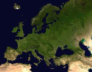 Europa_Continent_Landenoverzicht_Landeninformatie_reiseditie