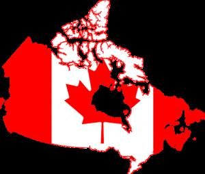 Home_reiseditie_Canada_Vlag_Kaart_Map