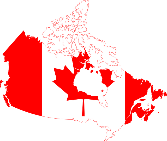 Home_reiseditie_Canada_Vlag_Kaart_Map