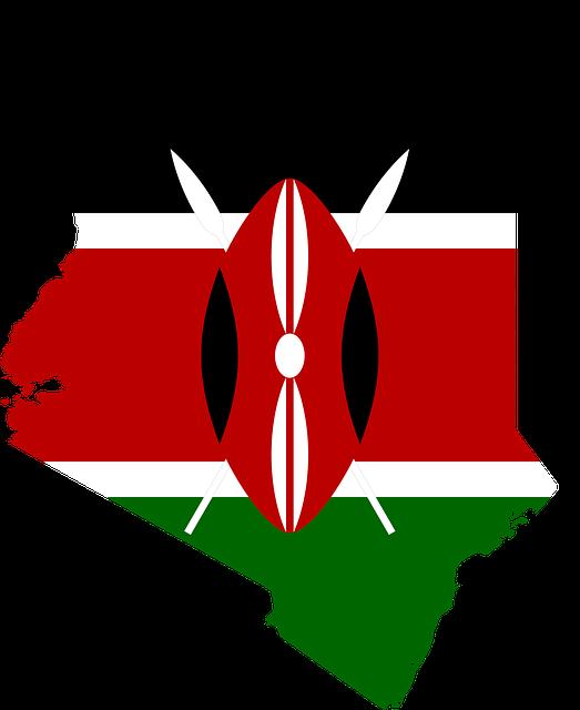 Overzicht_Afrika_Landenoverzicht_Kenia_Vlag_Map_Kaart_Reisedite