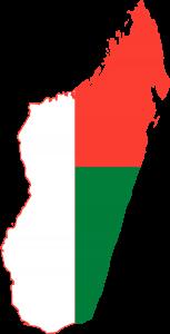 Landenoverzicht_Vlag_Map_Kaart_Madagascar