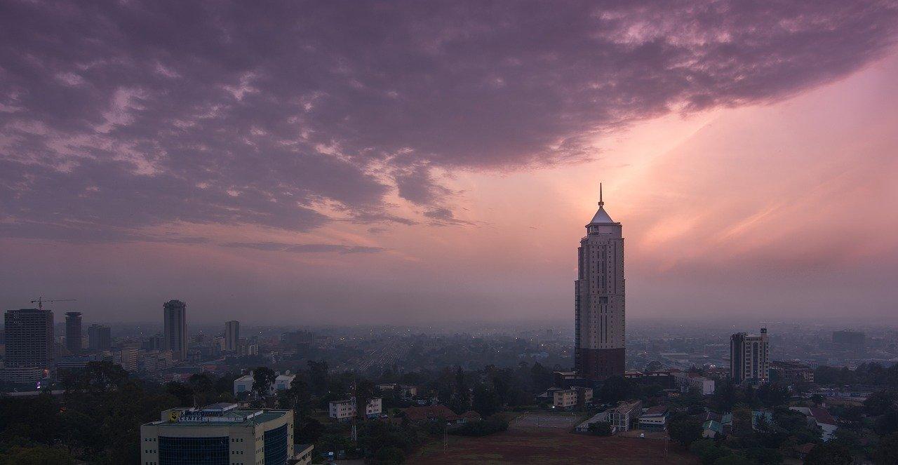 Nairobi is de hoofdstad van Kenia