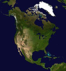 Noord_Amerika_Werelddeel_Continent_Landenoverzicht_Landeninformatie_Reiseditie