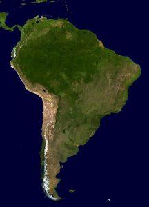 Zuid_Amerika_Landenoverzicht_ Continent_Landeninformatie_Reiseditie