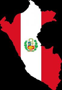 Zuid_Amerika_Officiële naam:Republiek Peru Ligging:Westelijk Zuid-Amerika, aan de Stille Oceaan, tussen Chili en Ecuador. Hoofdstad:Lima Oppervlakte:1.285.220 km² Staatsvorm:republiek Inwoners:27.483.864 Bevolking:De meerderheid van de bevolking is van Indiaanse of gemengd Indiaans-Europese afkomst. Talen:Spaans, Quechua, Aymara Religies:rooms-katholicisme (90%) Munt:Nuevo Sol (PEN)