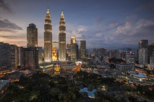 Maleisie_gebouwen_Kuala_Lumpur_Skyline