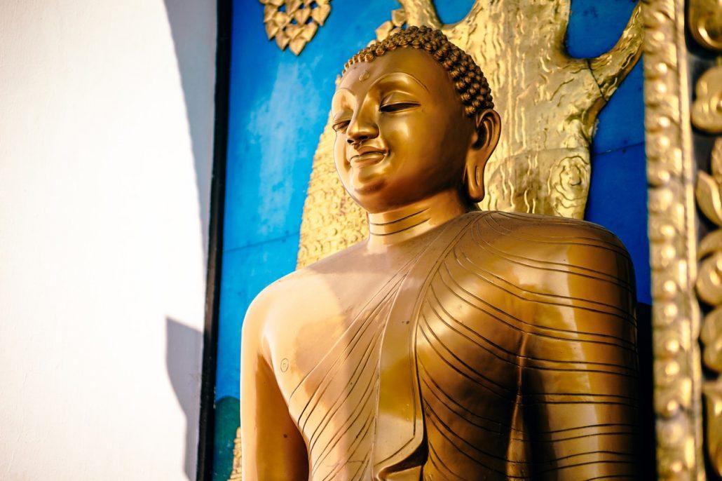 China_Historie_Geschiedenis_Budha_Goud_Beeld